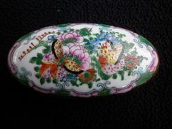 Jingdezhen-a volt császári manufaktúra porcelán doboza