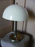 ART DECO asztali réz lámpa