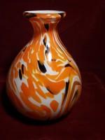 Muranoi üveg váza