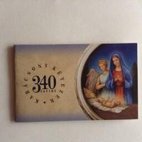 2000 Karácsony bélyegfüzet