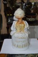 Kovács Éva kerámia figura