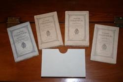 Plautus vigjátékai. I-IV kötet - Csiky Gergyely fordítása 1885.