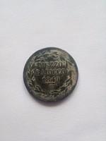1849-es Vatikáni Mezzo R!