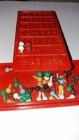 Retró logikai játék,mini logi, 80-as évekből !