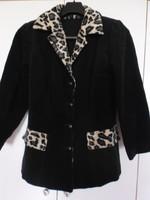 Csinos Vingate női gyapjú kabát