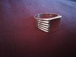 Arany pecsétgyűrű  6.8 gramm