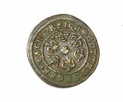 XVIII.századi német token