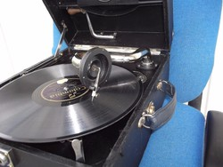 Parlophone Gramophone, Gramofon, Anglia, kb.1925.