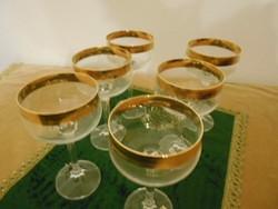 Kristály poharak