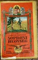 Régi angyalos térkép , Soproni