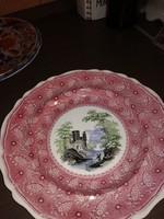 Davenport lapos tányér