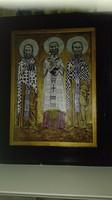 Három királyok (szignózott)