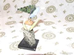Perui ásvány kolibri,dísztárgy