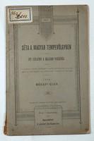 Balatoni útikönyv , 1895-ből