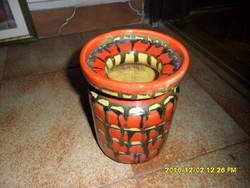 Iparművész retro váza