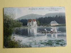 Erlaufsee tó ,Mariazell (Ausztria)