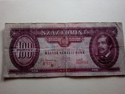1949-es 100 Forint VF