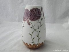 6517 Antik szecessziós Drasche porcelán váza