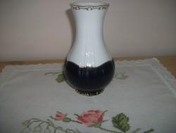Zsolnay pompadur váza 17,5 cm