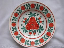 Matyó Gránit fali tányér 1951.
