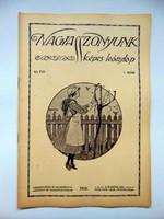 1916  /  NAGYASSZONYUNK  /  RÉGI ÚJSÁG Ssz.: 478