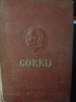 Gorkij válogatott művei 10-es kötet