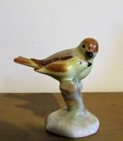 Aquincumi porcelán madárka, madárkák