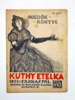 1917 május 5  /  MILLIÓK KÖNYVE  /  RÉGI ÚJSÁG Ssz.: 1298