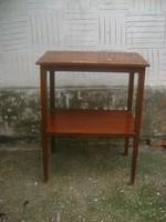 Retro TV asztal