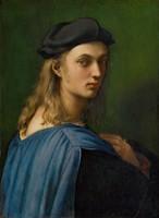 1515-ös RAFAELLO PORTÉ, VALÓDI LÁTVÁNYOS OLAJFESTMÉNY AZ EREDETI ANTIK MESTERMŰ FESTMÉNY ALAPJÁN