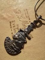 Ezüst egyiptomi medál  ag925