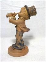 Hummel kerámia trombitás fiú