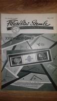 FILATÉLIAI SZEMLE 1958  VIII.évfolyam 10.szám