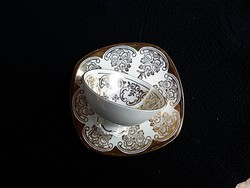 Kézzel festett csupa arany kávés/teás csésze