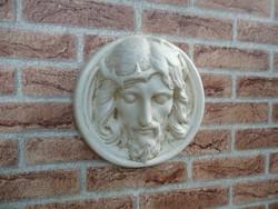 Krisztus fej ( akár síremlékre is)