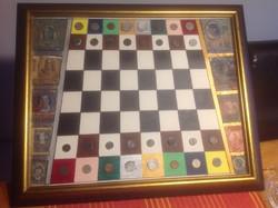 Müvészi Ferencjózsef sakk