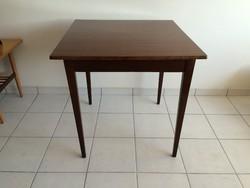 Retro asztal ebédlőasztal 60 - 70 es évek