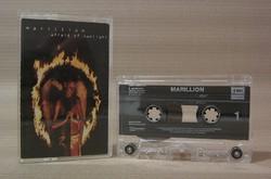 Marillion - Afraid of Sunlight - magnókazetta