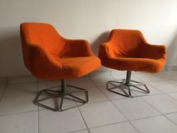 Retro forgó fotel 70-es évek