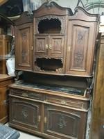 Bécsi barokk tálalószekrény