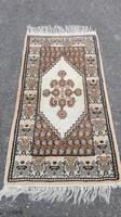 Kézi csomózású Tunéziai Berber Perzsa szőnyeg.