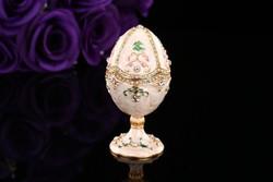 Fabergé tojás romantikus stílusú