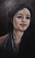 Lány portréja