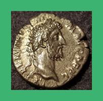 Római Commodus  180-192  Ag ezüst dénár