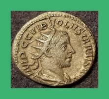 Római Volusianus  251-253  Ag ezüst Antoninianus