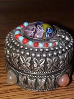 Antik Gyűrűtartó Dobozka