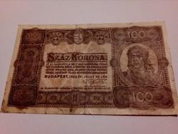 1923-as 100 Korona