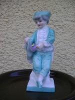 Antik meissen porcelán fiú !!