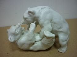 Wallendorf - Játszó medvék