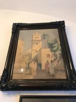 Koszkol Jenő Festménye